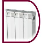 Биметаллический радиатор Алтермо ЛРБ (Полтава)