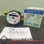 Счетчик холодной воды Novator ЛК 15 Х (Водомер) 2021 без КМЧ