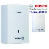 Газовый проточный водонагреватель Bosch Therm 4000 O WR-15 2P