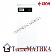 Котел ATON Atmo 25 E напольный дымоходный газовый