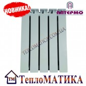 Биметаллический радиатор Алтермо 7 (Полтава) 500*96