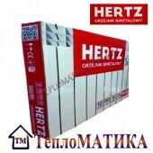 Биметаллические радиаторы Hertz (Герц) 500х80