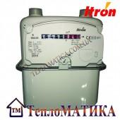 Мембранный счетчик газа Gallus 2000 G-2,5 Галлус Itron