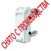 Парапетный котел Житомир-М АДГВ-10Н двухтрубный (двухконтурный)