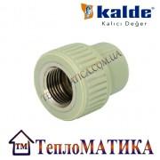 Муфта резьба внутренняя (МРВ) 100х4 Kalde