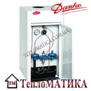 Котел Данко 15 газовый, напольный, одноконтурный.