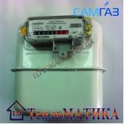 Мембранный счетчик газа Самгаз G1,6 RS/2001-21