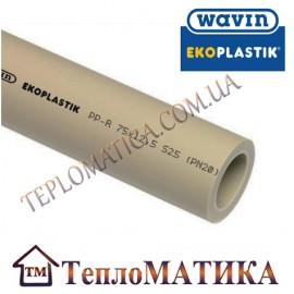 Труба полипропиленовая Wavin ekoplastik D20 PN20