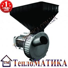 Зернодробилка ГАЗДА М71 молотковая (зерно + початки кукурузы) 1,7 кВт