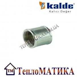 Муфта соединительная 1/2 внутренняя резьба Kalde
