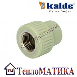 Муфта резьба внутренняя (МРВ) 90х3 (8) Kalde