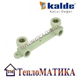 Настенный комплект (планка для смесителя) 20х1/2 Kalde