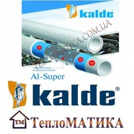 Труба полипропиленовая Kalde Stabi DN 25 PN 25 Super Pipe