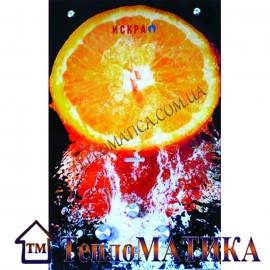 Газовая колонка Искра JSD 20 LCD (апельсин)