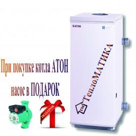 Котел ATON Atmo 20 EM напольный дымоходный газовый