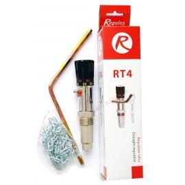 Regulus RT-4 регулятор тяги для твердотопливных котлов.