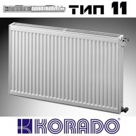 Радиатор стальной KORADO 11 500x900 (пр-во Чехия, 11 тип, высота 500 мм, бок)