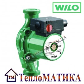 Wilo Star RS 25/8 180 мм циркуляционный насос