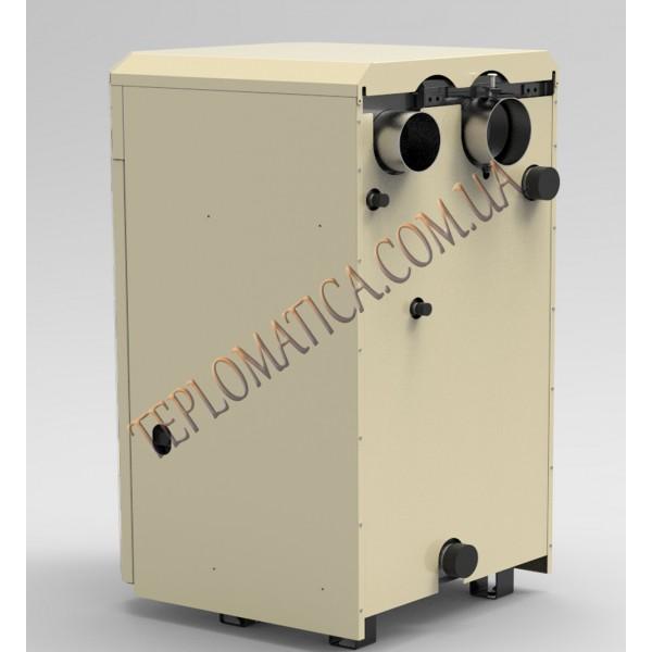 Комбинированный котел АТЕМ Житомир-9 КС-Г 10сн/ АОТВ 10
