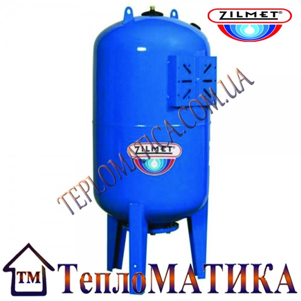 Расширительный бак Zilmet ULTRA-PRO 100 вертикальный