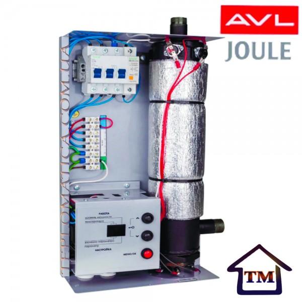 Электрический котел АВЛ ДЖОУЛЬ (AVL JOULE) AJ-7,5S (7.5 кВт 220/380)