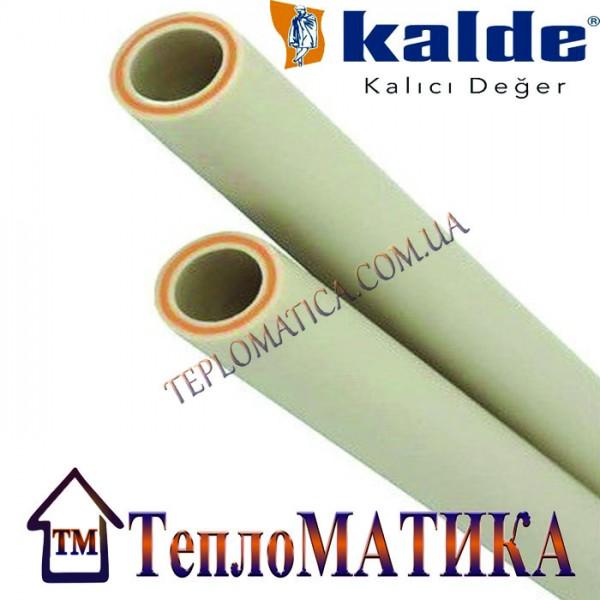 Труба полипропиленовая Kalde Fiber DN 20 PN 20 (стекловолокно)