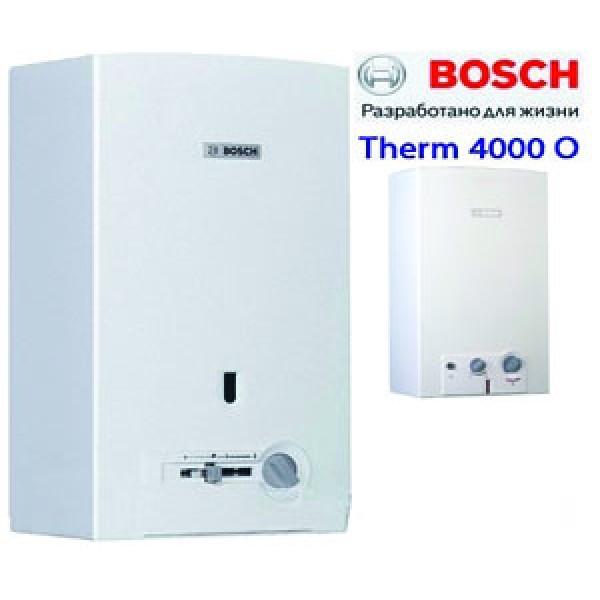 Газовый проточный водонагреватель Bosch Therm 4000 O WR-10 2P
