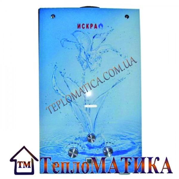 Газовая колонка Искра JSD 20 LCD (водяной цветок)