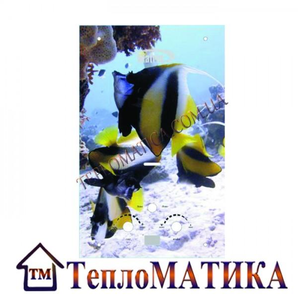 Газовая колонка Matrix (рыбки)