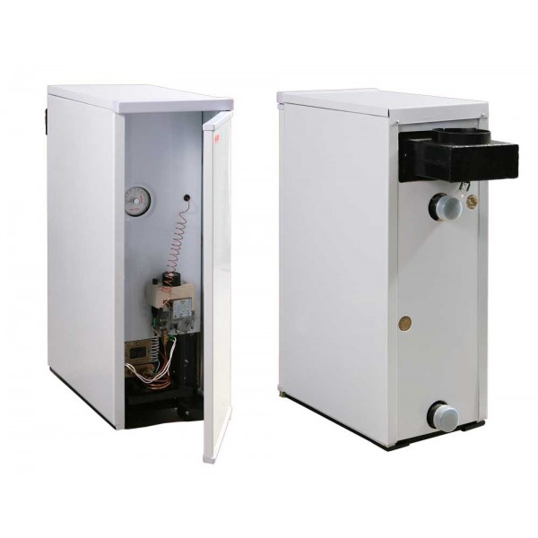 Котел ATON Atmo АОГВ 16 EB напольный дымоходный газовый