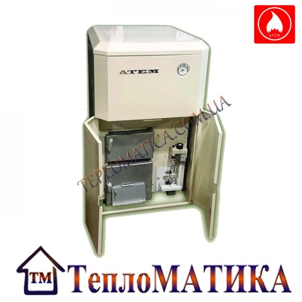 Комбинированный котел АТЕМ Житомир-9 КС-ГВ 16сн/ АОТВ 12