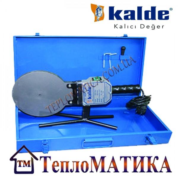 Паяльник для пластиковых труб KALDE FL-200 (100 мм)