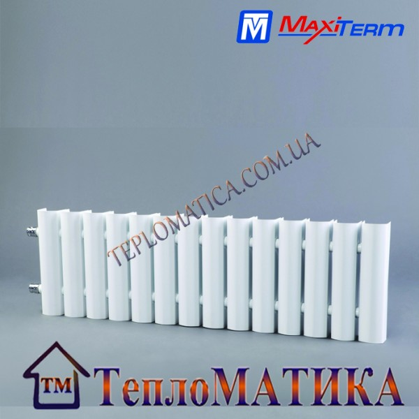 Однорядный стальной конвектор MaxiTerm КСМ-1-800 мм.