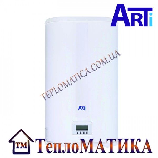 Водонагреватель премиум-класса ARTi WH Flat E 80L/2 (Македония)