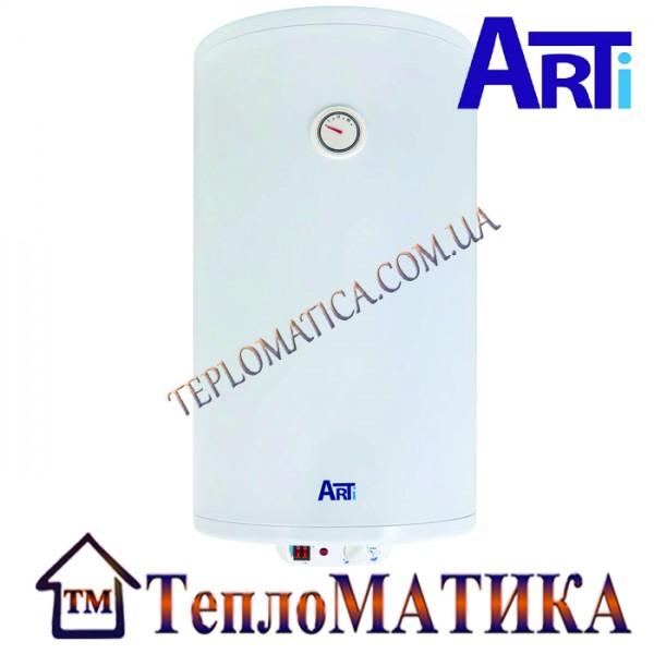 Водонагреватель ARTi WHV DRY 120L/2 (Македония) с сухим тэном