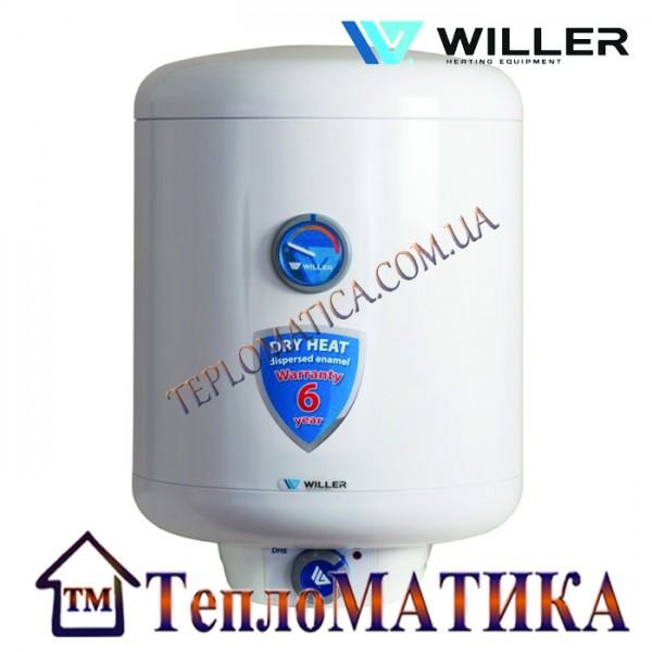 Willer EV50DR premium водонагреватель с сухим тэном