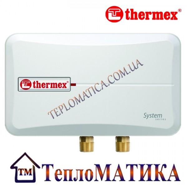 Thermex System 600 электрический проточный водонагреватель