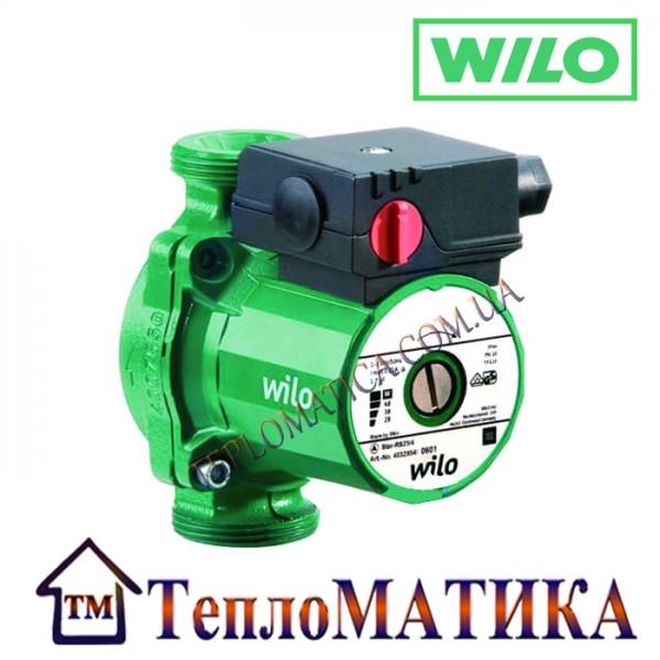 Wilo Star RS 25/6 130 мм циркуляционный насос